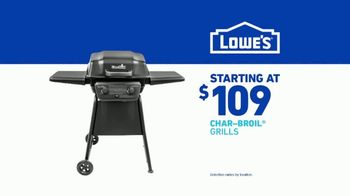 Lowe's TV Spot, 'Great Summer Nights: Char-Broil Grill' - Thumbnail 7