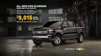 Chevrolet TV Spot, 'Official Truck of Real People' [T2] - Thumbnail 8