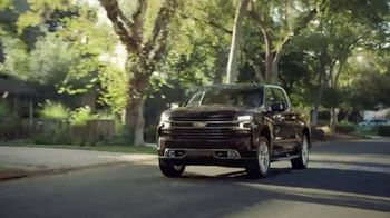 Chevrolet TV Spot, 'Official Truck of Real People' [T2] - Thumbnail 3