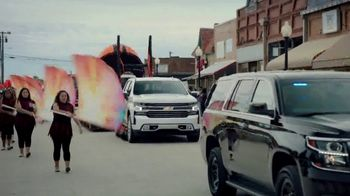 Chevrolet TV Spot, 'Official Truck of Real People' [T2] - Thumbnail 5