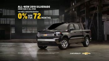 Chevrolet TV Spot, 'Official Truck of Real People' [T2] - Thumbnail 7