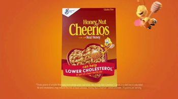Honey Nut Cheerios TV Spot, 'Make Your Heart Grin' - Thumbnail 9