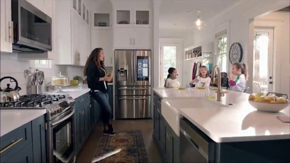 The Home Depot TV Commercial, \'Fuel Your Team: Samsung Suite\' - Video