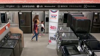 The Home Depot TV Spot, 'Fuel Your Team: Samsung Suite' - Thumbnail 4