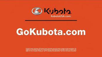 Kubota L Series TV Spot, 'Many Jobs to Do' - Thumbnail 10