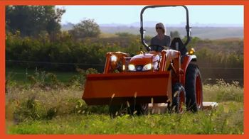 Kubota L Series TV Spot, \'Many Jobs to Do\'