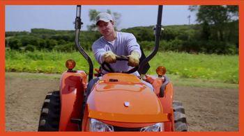 Kubota L Series TV Spot, 'Many Jobs to Do' - Thumbnail 5