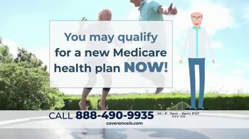Coverance Insurance Solutions, Inc. TV Spot, 'New Medicare Health Plan'