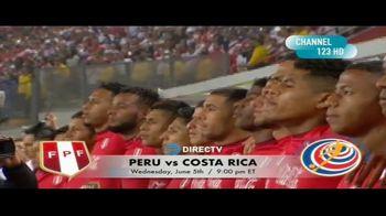 DIRECTV TV Spot, 'Integrated Sports: Peru vs. Costa Rica' - Thumbnail 7