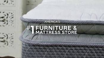 Ashley HomeStore Memorial Day Mattress Sale TV Spot, 'Extended: Any Size for a Twin' Song by Midnight Riot - Thumbnail 8
