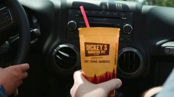 Dickey's BBQ $1 Big Yellow Cup TV Spot, 'Perfect Compliment' - Thumbnail 2