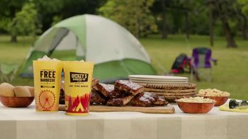 Dickey's BBQ $1 Big Yellow Cup TV Spot, 'Perfect Compliment' - Thumbnail 4