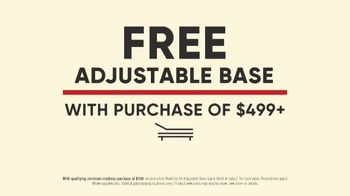 Mattress Firm Memorial Day Sale TV Spot, 'Free Adjustable Base' - Thumbnail 2