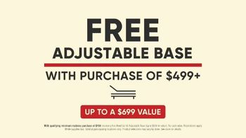 Mattress Firm Memorial Day Sale TV Spot, 'Free Adjustable Base' - Thumbnail 3