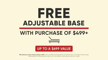 Mattress Firm Memorial Day Sale TV Spot, 'Free Adjustable Base' - Thumbnail 4