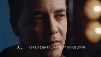 Aspen Dental TV Spot, 'A.J.'s Denture Story' - Thumbnail 3