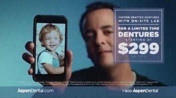 Aspen Dental TV Spot, 'A.J.'s Denture Story' - Thumbnail 7