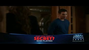 DIRECTV Cinema TV Spot, 'Can You Keep a Secret?' - Thumbnail 3