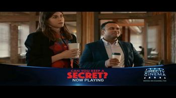 DIRECTV Cinema TV Spot, 'Can You Keep a Secret?' - Thumbnail 4