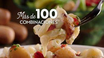 Olive Garden Never Ending Pasta Bowl TV Spot, 'It's All Never Ending' [Spanish] - Thumbnail 4