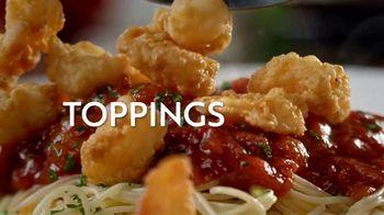 Olive Garden Never Ending Pasta Bowl TV Spot, 'It's All Never Ending' [Spanish] - Thumbnail 6