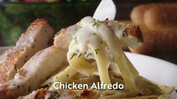 Olive Garden Never Ending Pasta Bowl TV Spot, 'It's All Never Ending' [Spanish] - Thumbnail 7