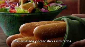 Olive Garden Never Ending Pasta Bowl TV Spot, 'It's All Never Ending' [Spanish] - Thumbnail 8
