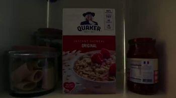 Quaker Oats TV Spot, 'Get Creative' - Thumbnail 1