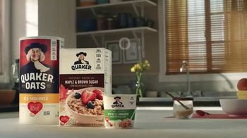 Quaker Oats TV Spot, 'Get Creative' - Thumbnail 10