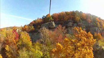 Arkansas Department of Parks & Tourism TV Spot, 'Getaway: Fall Trip' - Thumbnail 7