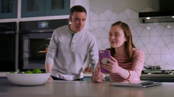GE Appliances TV Spot, 'Less Oven-Hover, More Dad-Hover: $1,200 Off' - Thumbnail 3