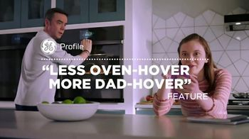 GE Appliances TV Spot, 'Less Oven-Hover, More Dad-Hover: $1,200 Off'
