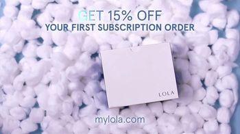 Lola TV Spot, 'Organic Cotton: 15% Off First Order' - Thumbnail 7