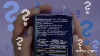 Lola TV Spot, 'Organic Cotton: 15 Percent Off First Order' - Thumbnail 3