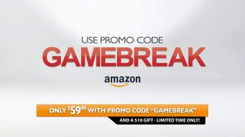 Amazon Fire HD 8 Tablet TV Spot, 'Game Break' - Thumbnail 7