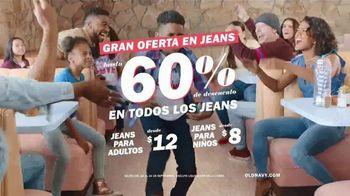 Old Navy TV Spot, 'Gran oferta en jeans' [Spanish] - Thumbnail 6