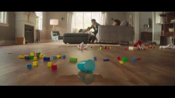 Lumber Liquidators Fall Flooring Kickoff TV Spot, 'Living Room: Waterproof Vinyl Plank' - Thumbnail 5