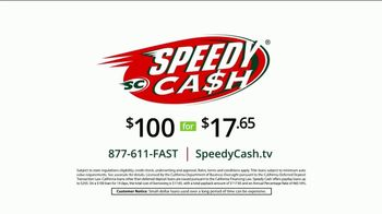 Speedy Cash TV Spot, 'Get You By: $100 for $17.65' - Thumbnail 7