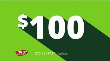 Speedy Cash TV Spot, 'Get You By: $100 for $17.65' - Thumbnail 1