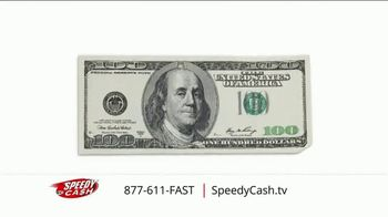 Speedy Cash TV Spot, 'Get You By: $100 for $17.65' - Thumbnail 3