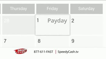 Speedy Cash TV Spot, 'Get You By: $100 for $17.65' - Thumbnail 5