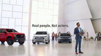 Chevrolet TV Spot, 'J.D. Power Quality Awards: Packed House' [T2]