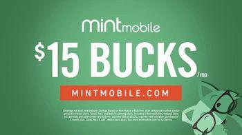 Mint Mobile TV Spot, 'Great Coverage: $15' - Thumbnail 10