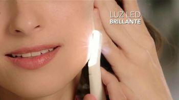 Finishing Touch Flawless Dermaplane Glo TV Spot, 'Brillante' [Spanish] - Thumbnail 3