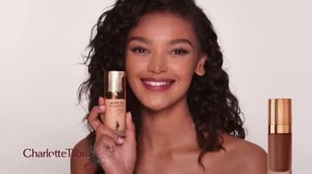 Charlotte Tilbury Airbrush Flawless Foundation TV Spot, '44 Shades' Song by George Michael - Thumbnail 2
