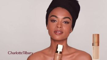 Charlotte Tilbury Airbrush Flawless Foundation TV Spot, '44 Shades' Song by George Michael - Thumbnail 3