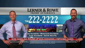 Lerner and Rowe Injury Attorneys TV Spot, 'Size of the Wreck' - Thumbnail 5