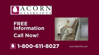 Acorn Stairlifts TV Spot, 'Safely Ride' - Thumbnail 9