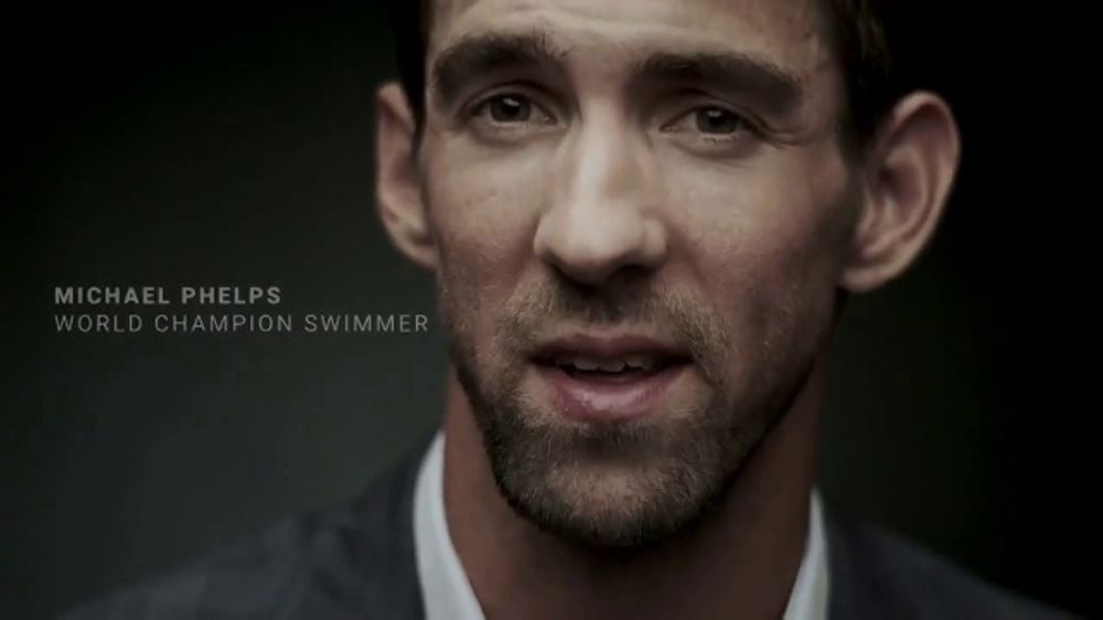 Talkspace TV Commercial, 'A Great Therapist: Save $65' Featuring Michael Phelps