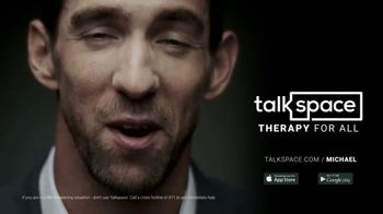 Talkspace TV Spot, 'A Great Therapist: Save $65' Featuring Michael Phelps - Thumbnail 7